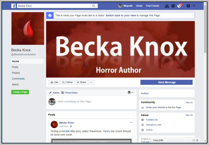 Becka Knox - Facebook